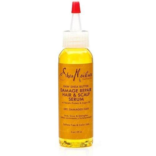 Shea Shea Moisture Raw Shea Butter Damage Repair Hair & Scalp Serum 59 ml