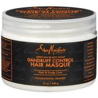 Shea Moisture African Black Soap Dandruff Control Hair Masque 340 Gram