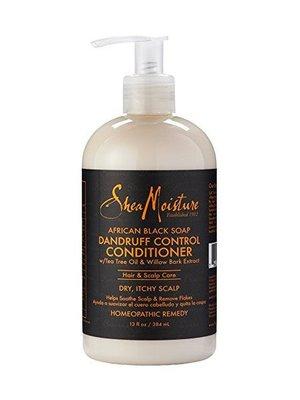 Shea Moisture Shea Moisture African Black Soap Dandruff Control Conditioner 384 ml