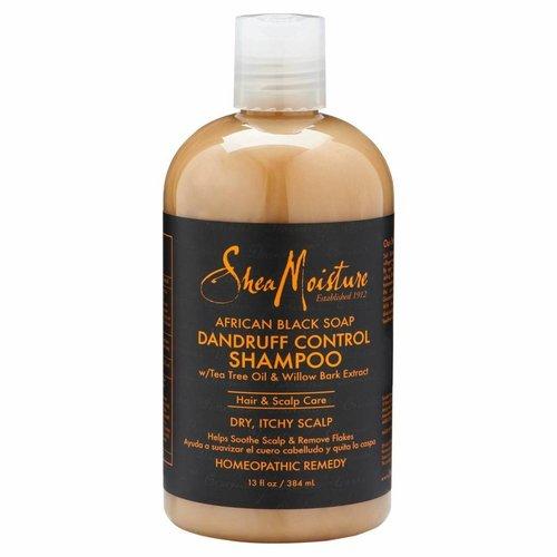 Shea Moisture Shea Moisture African Black Soap Dandruff Control Shampoo 384 ml