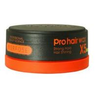 Morfose Men Pro Hair Wax X5 Strong Hold - 150 Ml