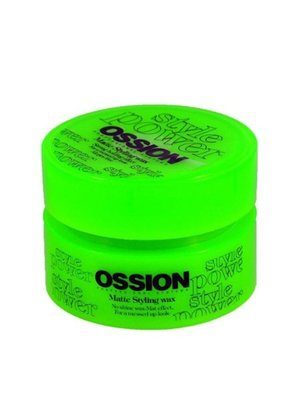Ossion Ossion Matte Styling Wax - 100 Ml