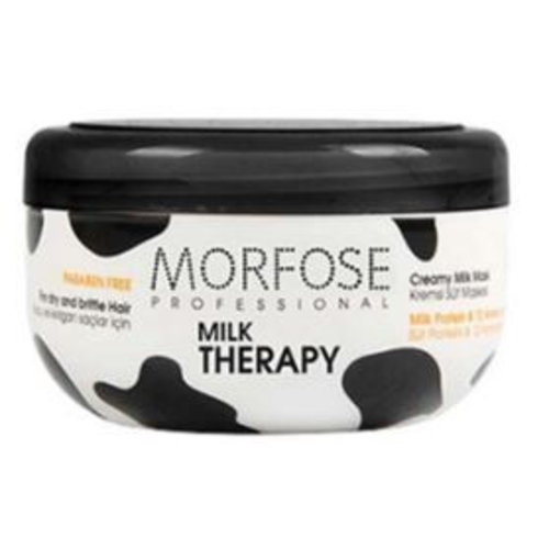 Morfose Morfose Hairmask Milk Therapy - 500 Ml