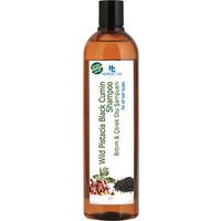 Hunca Shampoo Pistache & Zwarte Komijnolie - 700 Ml