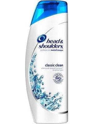 Head & Shoulders Head & Shoulders Shampoo Classic Clean - 300 Ml