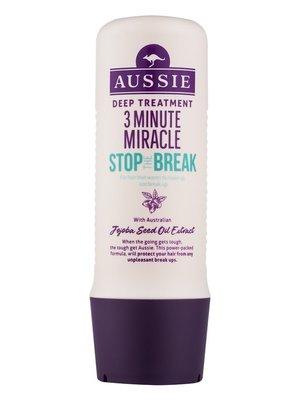 Aussie Aussie 3 Min Masker Miracle Stop The Break - 250 Ml