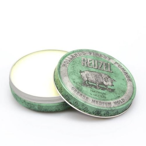 Reuzel Reuzel Pomade Green Medium Hold - 35 Gram