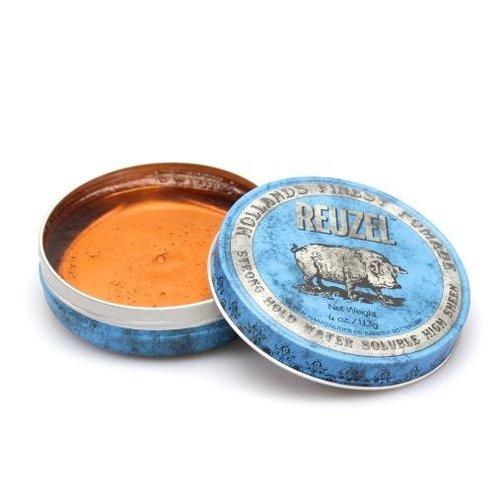 Reuzel Reuzel Pomade Blue Strong Hold - 113 Gram