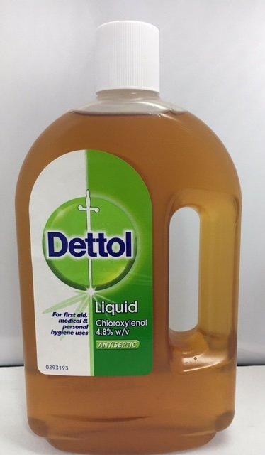 Image of Dettol Dettol Ontsmettingsmiddel - 750 Ml