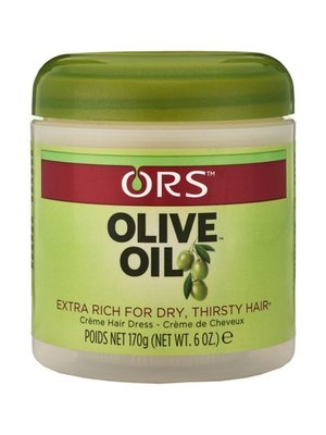 Ors Ors Olijf Oil Creme Hair Dress 170 Gram