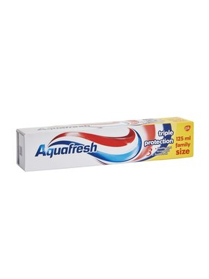 Aquafresh Aquafresh Tandpasta 3 Triple - 125 Ml
