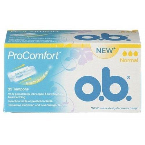 Ob Ob Pro Comfort Normaal - 32 Stuks