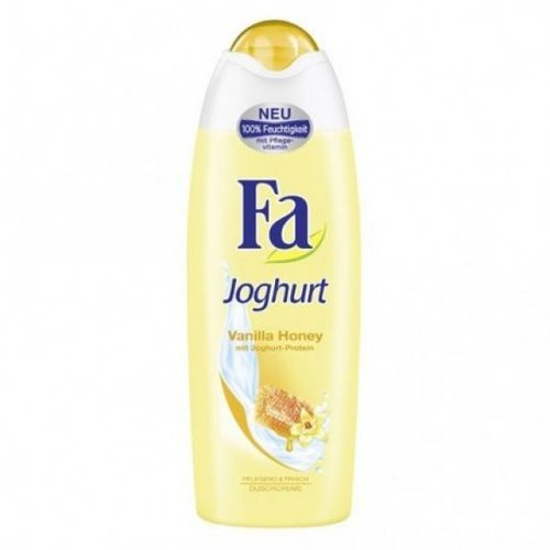 Fa Fa Douche Gel Joghurt Vanilla -Honing - 250 Ml