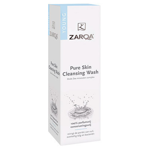 Zarqa Zarqa Young Pure Skin Cleansing Wash - 200 Ml