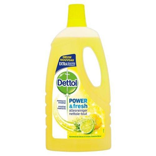 Dettol Dettol Allesreiniger Citroen - 1.5 Liter Tijdelijk niet leverbaar!!!!