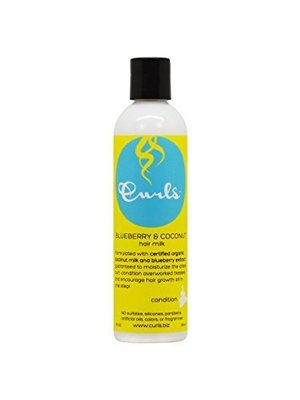 Curls Curls Blueberry Bliss & Coconut Hair Milk 236 ml