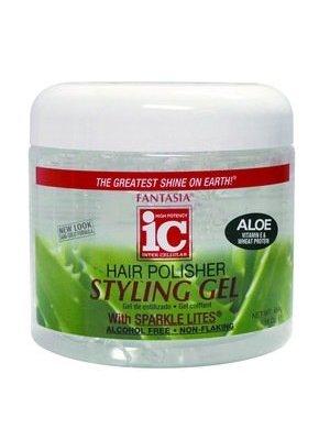 Fantasia Ic Hair Polisher Styling Gel  454 Gram