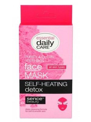 SENCEBEAUTY Sencebeauty Face Mask Detox - 5x6 Gram