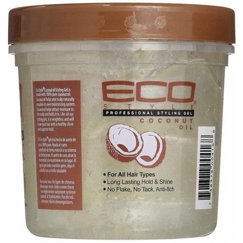 Eco Eco Styler Styling Gel Coconut Oil 236 ml