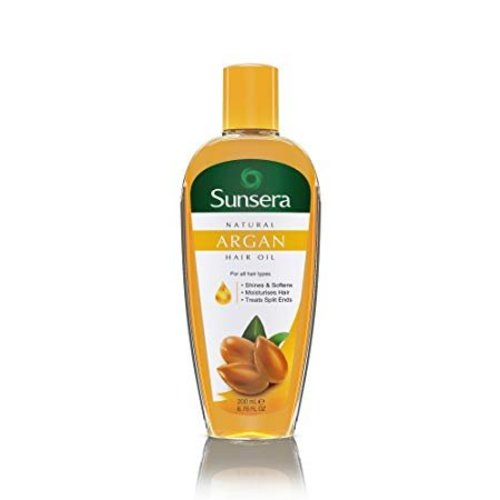 Sunsera Sunsera Argan Hair Oil Olie Hair - 200 Ml