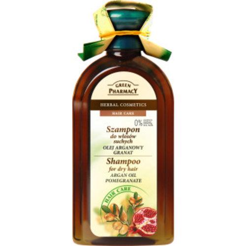Green Pharmacy Green Pharmacy Shampoo Arganolie & Pomegranate - 350 Ml