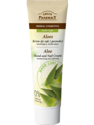 Green Pharmacy Green Pharmacy Handcreme Aloe Vera - 100 Ml