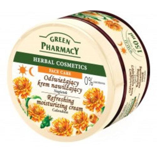 Green Pharmacy Green Pharmacy Gezichtscreme Calendula - 150 Ml