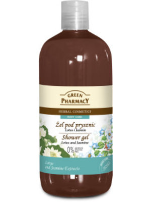 Green Pharmacy Green Pharmacy Showergel Lotus & Jasmine - 500 Ml