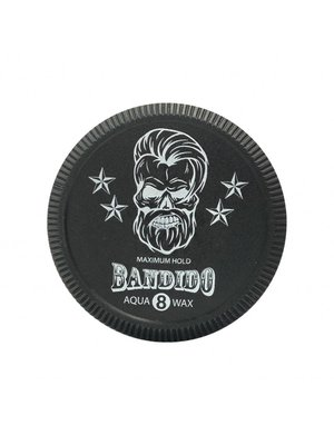 Bandido Bandido Wax Zwart 125ml