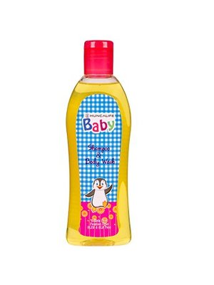 Huncalife Huncalife Baby Hair And Body Shampoo Babyshampoo Parabeen Vrij - 250ml