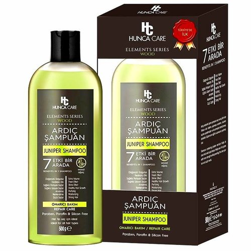 Hunca Hunca Care Juniper Shampoo 7 In 1 - 500 Ml