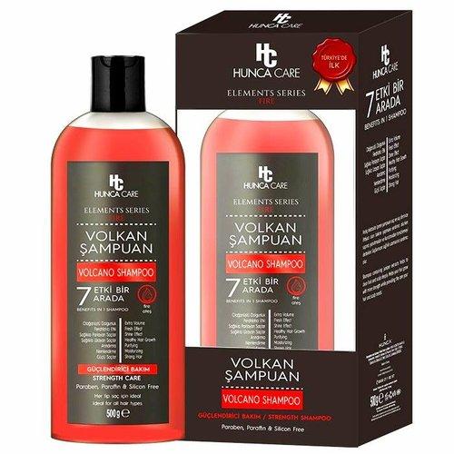 Hunca Hunca Care Vulcaan Shampoo 7 In 1 - 500 Ml