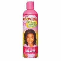African Pride Dream Kids Olive Miracle Detangling Moisturizing Shampoo 355 ml