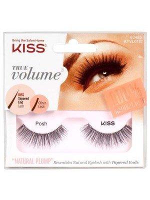 Kiss KISS KUNSTWIMPERS TRUE VOLUME POSH - 1 STUKS