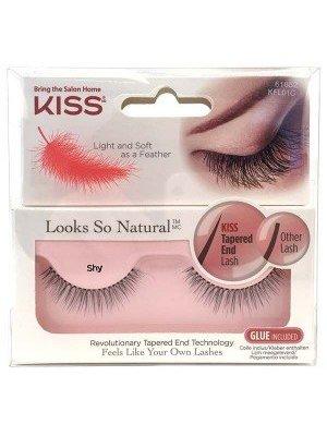 Kiss KISS KUNSTWIMPERS SHY LOOK - 1 STUKS 61552 kfl01c