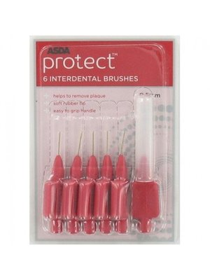 Protect Protect Interdentale Ragers 0.5mm - 6 Stuks