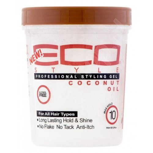 Eco Eco Styler Styling Gel Coconut Oil 946 ml
