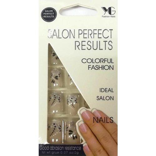Yg fashion YG FASHION SALON PERECT NAILS - 1 STUKS