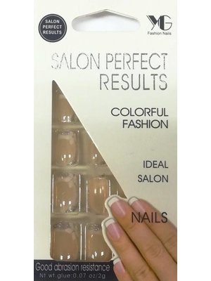 Yg fashion YG FASHION SALON PERECT NAILS - 1 STUKS