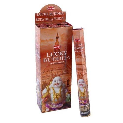 Wierook Wierook Lucky Buddha - 20 Stokjes