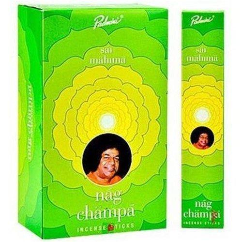 Wierook Wierook Nag Champa Sai Mahima - 20 Stokjes