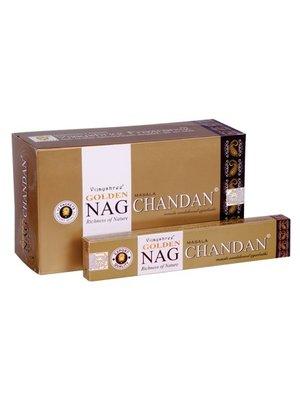 Wierook Wierook Nag Champa Chandan 20 stokjes