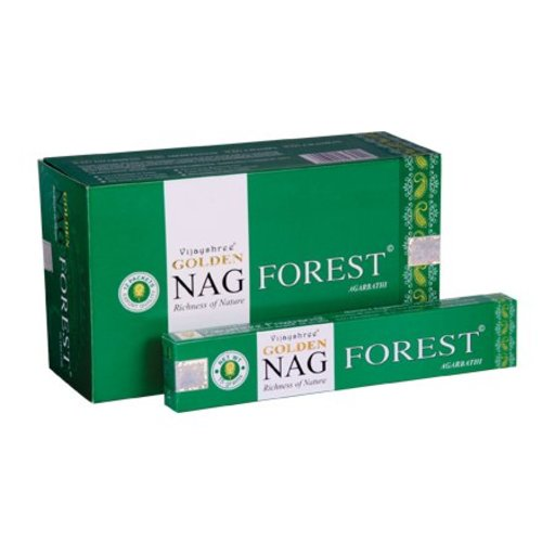 Wierook Wierook Nag Golden Champa Forest 20 stokjes