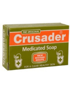 Crusader Crusader Medicated Soap 80 Gram