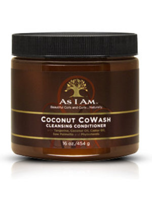 As i Am As I Am Coconut Cowash Conditioner 454 Gram