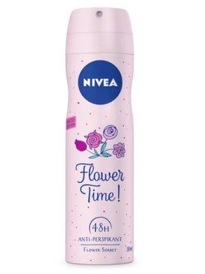 Nivea Nivea Deo Spray Flower Time - 150 Ml