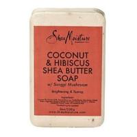 Shea Moisture Coconut & Hibiscus Shea Butter Soap 230 Gram