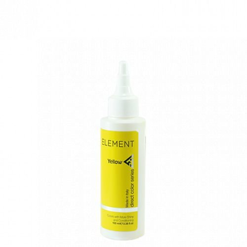 Element Element Direct Color Yellow - 100 Ml