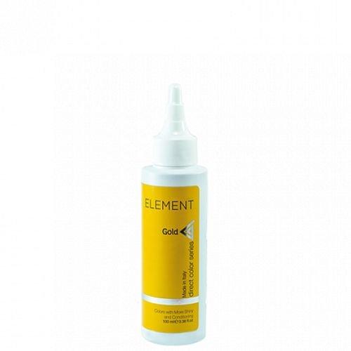 Element Element Direct Color Gold - 100 Ml