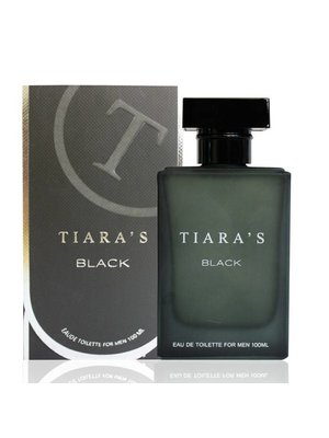 Tiara's TIARA'S BLACK FOR MEN EDT SPRAY - 100 ML